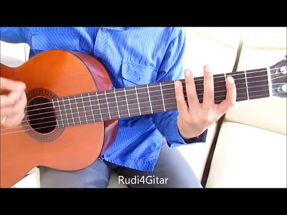 Chord Gitar Mudah Bento