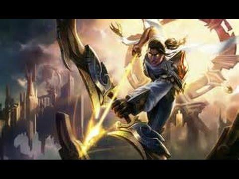 Sniper - Varus ARAM / League of Legends #13