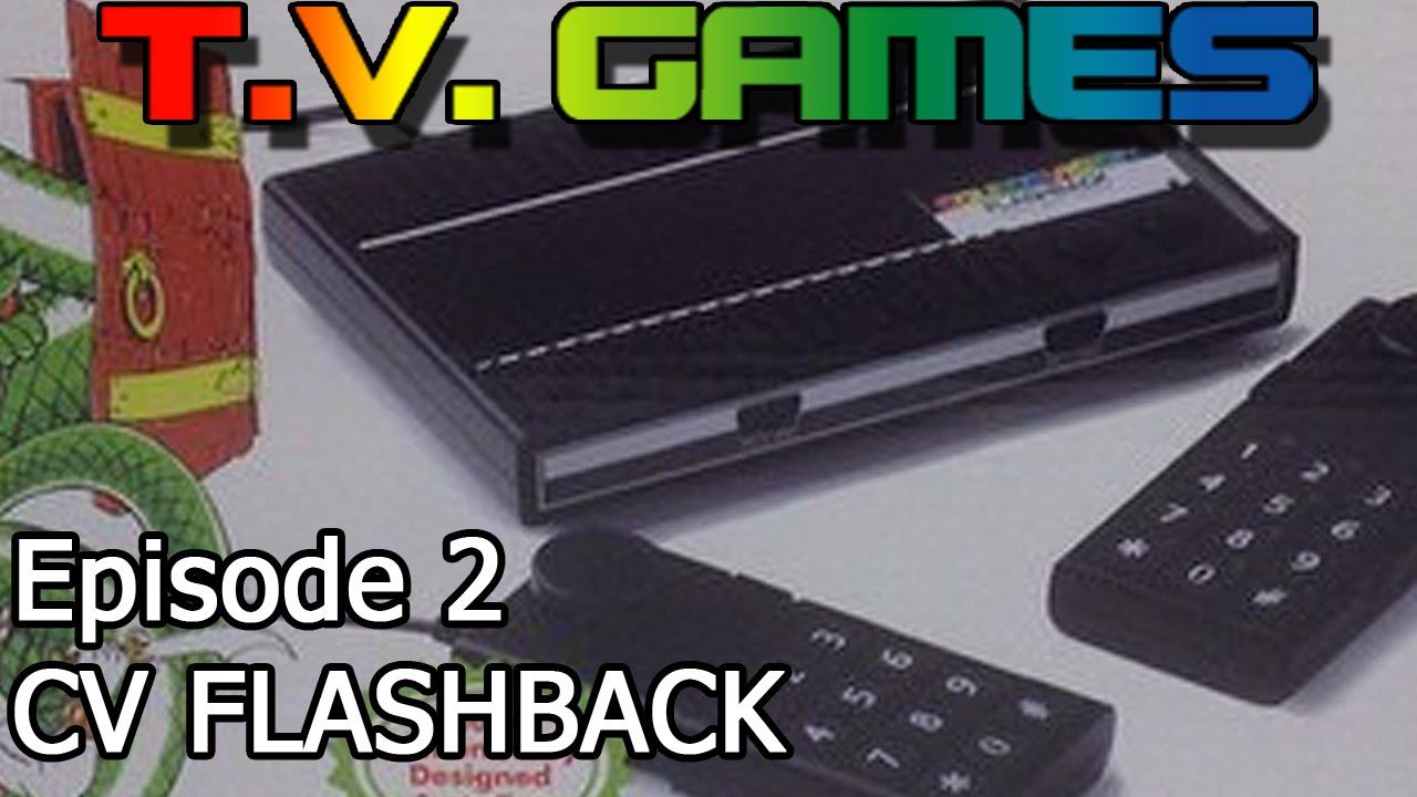 Colecovision Flashback - T V  GAMES: EPISODE 2