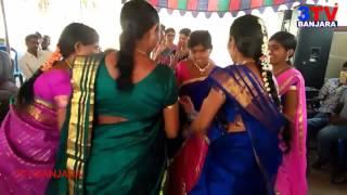 Banjara Girls & Ladies Nice Dance on DJ Song In Marriage Party || 3TV BANJARAA