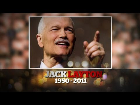 Jack Layton Tribute Video from the State Funeral