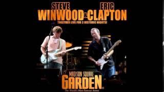 Eric Clapton & Steve Winwood - Forever Man