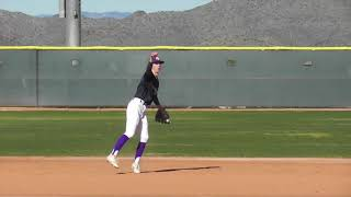 Nick Lustig - Updated Baseball Highlights - Class of 2021