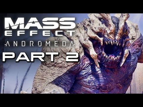 MASS EFFECT Andromeda #2 : Ancient Aliens : Gameplay Adventure!