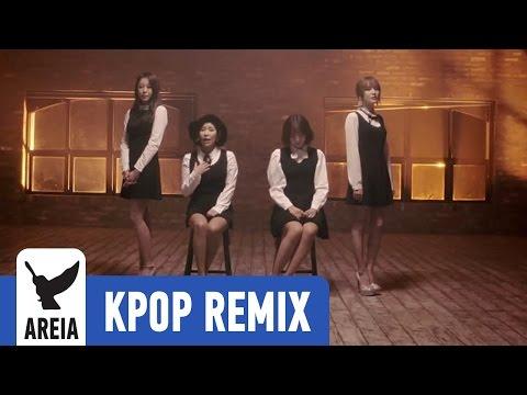 SunnyHill - Here I Am   Areia Kpop Remix #167