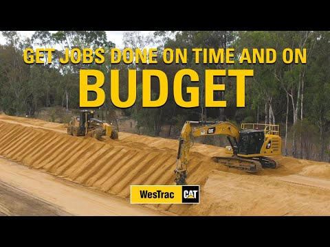 BCP Relies On Cat Technology & WesTrac To Get Jobs Done On Time And On Budget