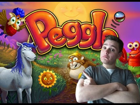 WOW CHE GAME! #PEGGLE  