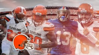 """Cleveland Browns 2019 Hype video  - """"Is You Ready"""""""