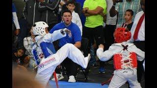 Gilbert Mclean. Un peligro en el Taekwondo.