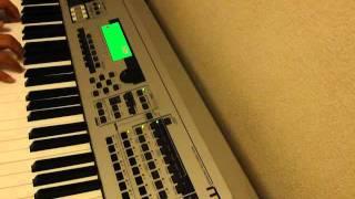salyuさんの「valon-1」をピアノで弾きました♪ 宜しければ聞いてみて下...