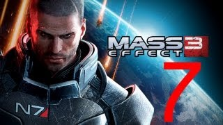 Mass Effect 3 Walkthrough - Part 7 PC No Commentary 1080p Max Settings 16XAA