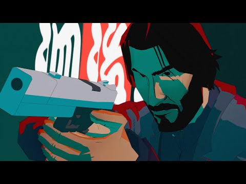 John Wick Hex - Announcement Trailer