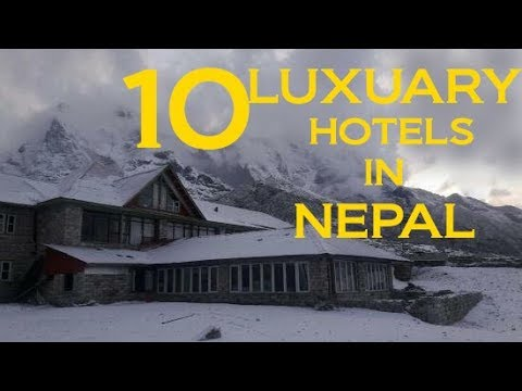 Top 10 Luxury Hotels In Nepal  #hotels #luxury #nepal