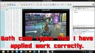【Wii U】 How to Apply Cafe Codes (Cafe Code Types) and Gecko Codes in Wii U Games with JGecko U.