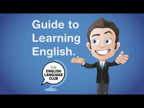 Guide to Learning English - English Language Club