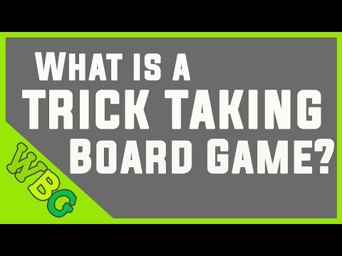 What is a Trick Taking Game?