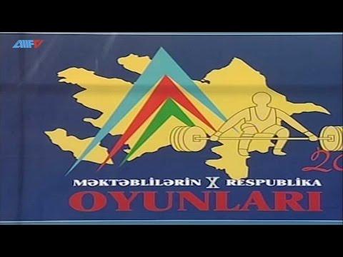 Məktəblilərin 10-cu respublika oyunları_Ağır atletika