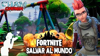 Tables Out!, we arrived in Valle Latoso Saving the world with subs Fortnite ?