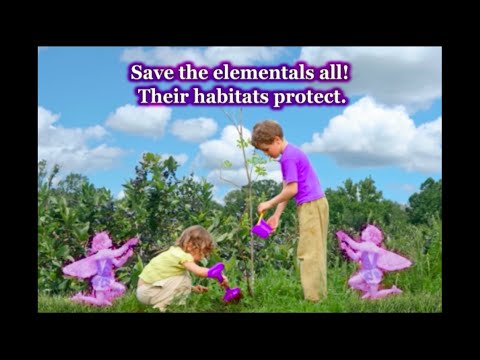 Save the Elementals Song