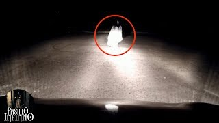Fantasmas Reales Captados en Dash cams l Pasillo Infinito