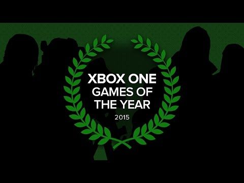 Top 5 Xbox Games - GameSpot Game Of The Year 2015