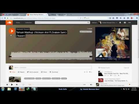 How to Download any Song from SoundCloud in seconds very easilly!! 2015