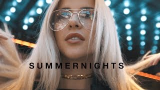 SUMMER NIGHTS | A LOOKBOOK