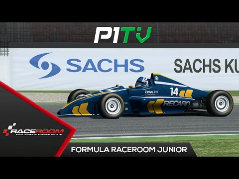 Formula RaceRoom Junior Preview - RaceRoom Racing Experience