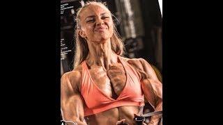 [ Angelica Enberg] Zero Fat Gorgeous Female Bodybuilder Preview