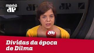 Dívidas de concessões da época de Dilma recaem sobre bancos públicos | #VeraMagalhães