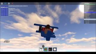 Lets play ROBLOX:Zeppelin Battle