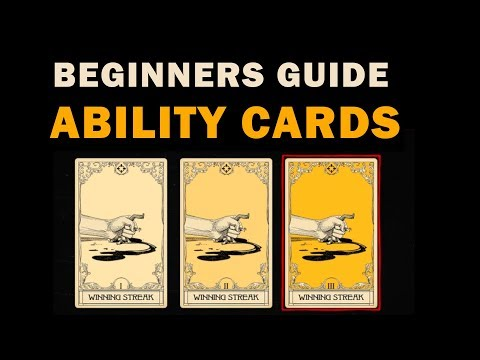 Ability cards in red dead online - beginners guide
