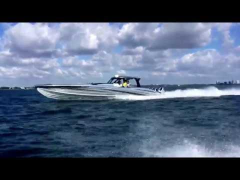 All-new MTI-V 57 Runs in Miami
