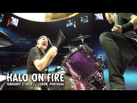Metallica: Halo On Fire (Lisbon, Portugal - February 1, 2018)