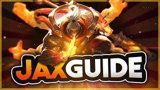 The ULTIMATE JAX Guide - BEST Tips and Tricks | General Overview - League of Legends