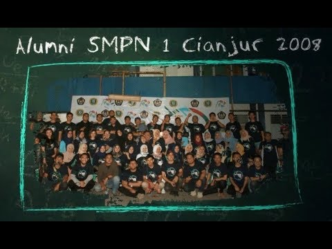 Big Reunion Alumni SPENSA Cianjur 2008