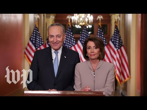 Schumer and Pelosi's full response to Trump's border address
