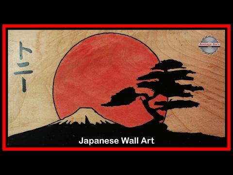 Japanese Wall Art