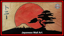 Japanese Wall Art