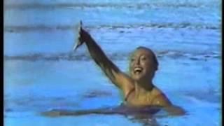 LOS ANGELES 1984 NUOTO SINCRONIZZATO SOLO RUIZ