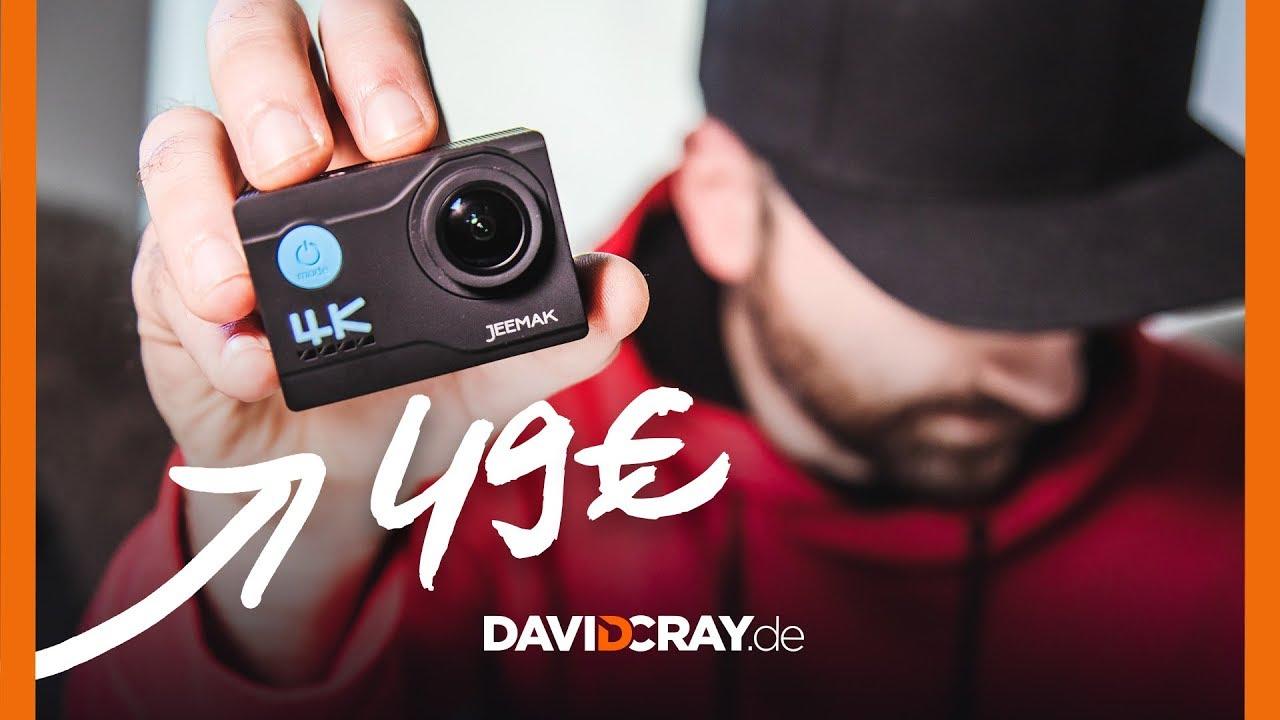 wie gut ist eine billige 4k action cam david cray youtube. Black Bedroom Furniture Sets. Home Design Ideas