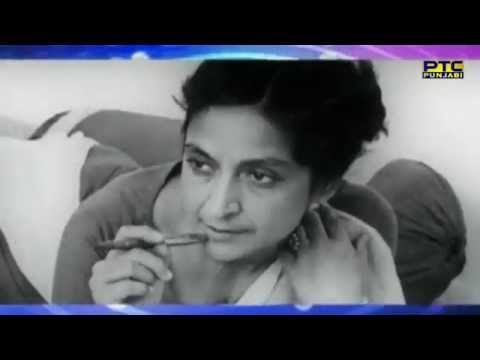 The short journey of Amrita Pritam | PTC Entertainment Show | PTC Punjabi