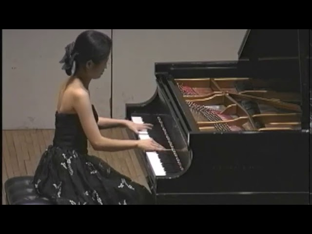 Sonata for Piano, Op. 26 by Samual Barber, I. Allegro energico