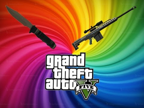 Grand Theft Auto 5-Fun With Rebel(Knife Time)