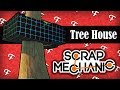 Scrap Mechanic: Dancing Banana, Bat Teddy, Tree House Build Contest! (Online - Comedy Gaming)