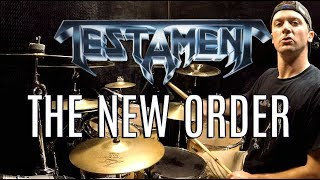 TESTAMENT - The New Order - Drum Cover