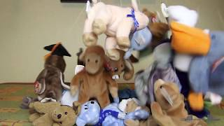 The Harlem Shake v123 (Beanie Baby Edition)
