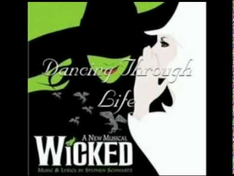 Wicked - Dancing Through Life [Soundtrack Version]