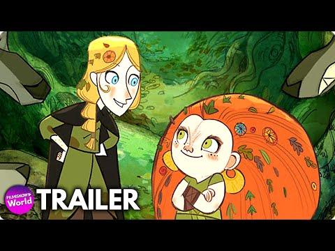 WOLFWALKERS (2020) Trailer Legendado   animação da Apple TV+