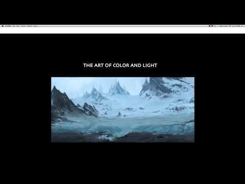 CGMAs The Art of Color & Light With Ryan Lang
